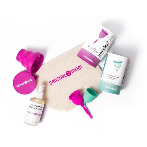 kit menstrual eureka cup classic