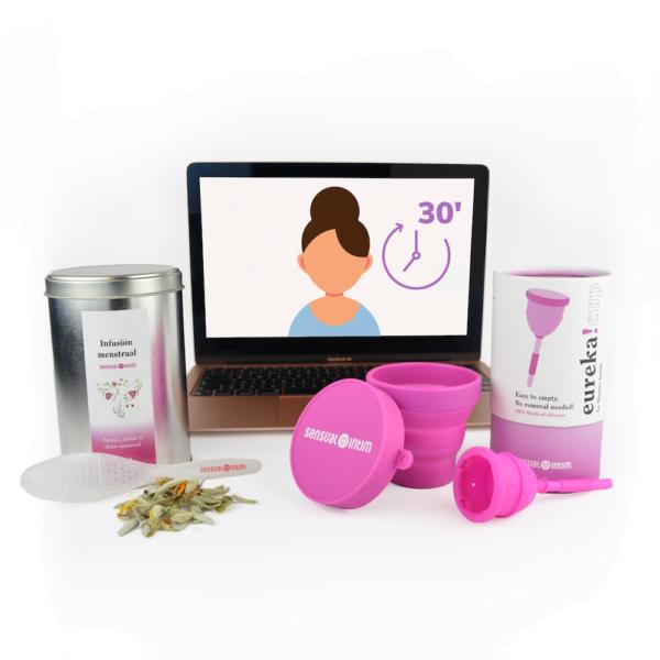kit salud menstrual