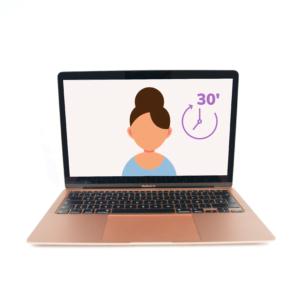 sesion online de 30 minutos salud menstrual