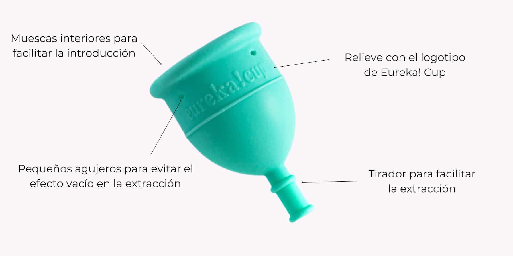La copa menstrual más blanda